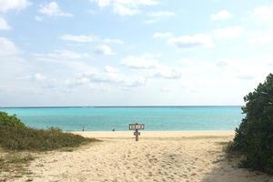 《島巡り》癒しのエメラルドブルーとゆったり島時間!与論島でエネルギーチャージ♡