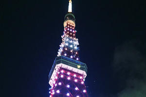 東京タワーで1人でも楽しめる誕生日を☆
