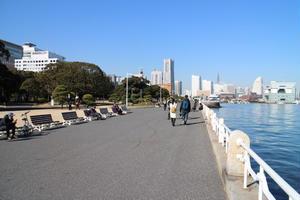 横浜ブラブラ歩き
