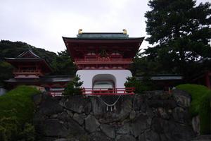 下関〜出雲大社レンタカ一日旅行
