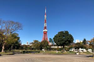 """""""子供が主役""""の週末は朝食から芝公園!"""