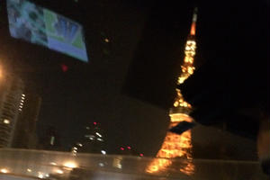 高速にのって 奈良へ