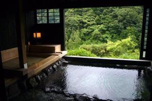 【阿蘇・小国郷】朝、入れるお風呂