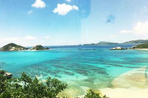 【沖縄出身の私イチ押し👍】那覇からフェリーで約30分!慶良間諸島に浮かぶ渡嘉敷島がオススメ♩