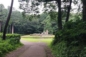 智光山公園散歩
