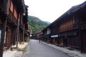 ≪岐阜・飛騨高山など≫古い街並みをめぐる