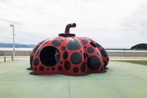 直島アートと、雨の高松。2泊3日のたっぷり旅