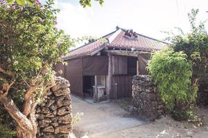 竹富島に泊まる旅