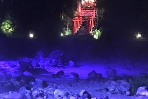 草津温泉♨️夏旅行の湯畑と食べ歩き🍡