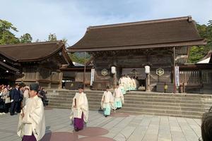 日本の神話を巡る旅 in 島根/鳥取 1日目 神々集う神在月の出雲大社へ
