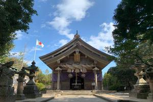 日本の神話を巡る旅 in 島根/鳥取 3日目 大国主と八上姫の縁を結んだ白兎神社へ