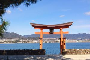 宮島⛩に行けるようになる日を待ちながら…♡
