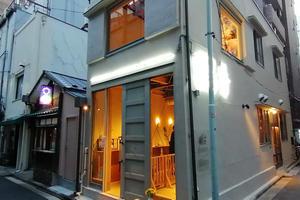 日本橋の新しいお店を巡る