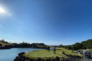 群馬のハワイ島コースを含む高崎ゴルフ2泊3ラウンド