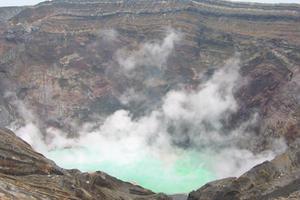 3年半ぶり!阿蘇中岳第一火口の火口見学が再開!春のお出かけは阿蘇山上がオススメです!