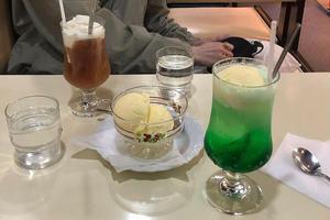 【関内、日本大通り】綺麗な港と昔ながらの喫茶店☕️