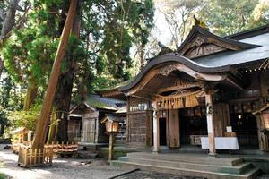 【宮崎】良縁・円満のパワースポット 高千穂神社