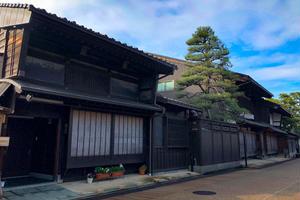 富山駅から行く🏃♂️江戸の趣漂うレトロな港町「岩瀬」
