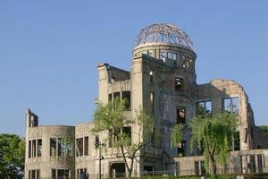 異質で孤高な存在感。一度は行くべし。原爆ドームと平和記念資料館