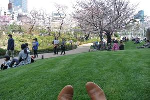 六本木〜東京タワーをお散歩。美味しいフランスのパンにも出会った♡
