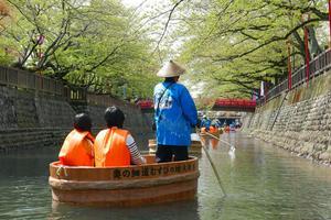 松尾芭蕉「奥の細道」むすびの地、水の都大垣で路地散歩♪