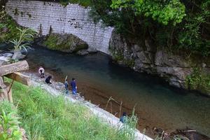 うきはで1日のんびり~ひめはるのお山でゆるっとごはん&川遊び&吉井町散策