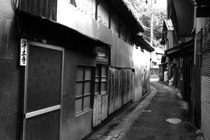 岐阜散歩シリーズ<謎の路地裏と寺町巡り>編