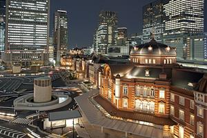 東京駅界隈の散策を愉しむ大人旅