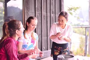 【阿蘇・小国郷】わいた温泉に泊まって子連れで楽しむファミリー体験旅ルート