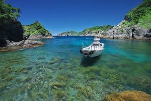 日本屈指の透明度を誇る秘境!ヒリゾ浜で夏を満喫!