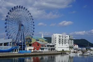 福岡の海沿いのレジャースポットを巡る!