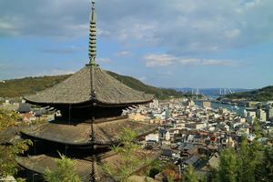 晴れ時々千光寺周辺散策【尾道】