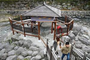 電車で巡る修善寺温泉と、三島・富士宮のB級グルメ