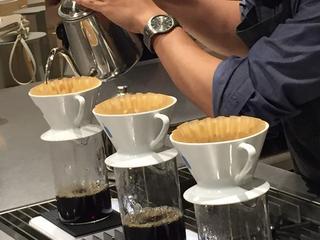 ブルーボトルコーヒー(Blue Bottle Coffee)六本木店