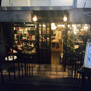 マドモワゼルカフェ (Mademoiselle CAFE)