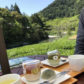 池川茶園 工房 Cafe