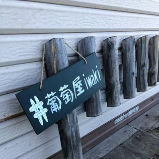 葡萄屋iwaki (ぶどう農園)