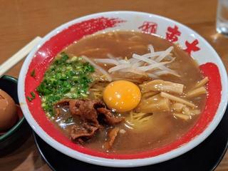 ラーメン東大京都店