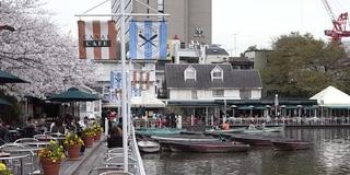 【飯田橋~神楽坂】春のお散歩コースを提案します♪