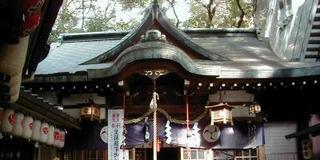 少彦名(すくなひこな)神社で健康を祈願しつつ、和スイーツを楽しもう!