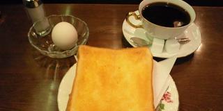 ♪ふくふく幸せ朝ごはん♪丸福珈琲から爽やかなお目覚めを。