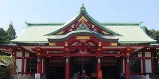 七五三は日枝神社が便利です!