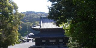 """京都、""""美人祈願""""&""""写経体験""""のお寺、泉涌寺へ"""