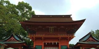 富士山本宮浅間大社にお参り♪富士宮グルメもいただきまーす!