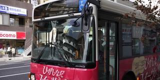 秋の神戸スィーツ巡り専用バスに乗って、東灘スィーツ巡りをしよう!