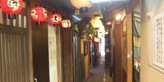 らんらんドライブ。大阪のオモロー伝説を探しに行こう!