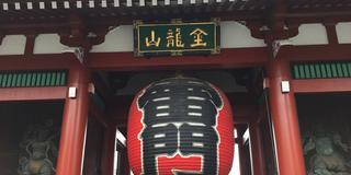 さくっと2時間くらい、浅草寺で初詣デートをしよう♪