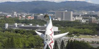 世界の国からコンニチハ。大阪万博記念公園とエキスポシティで楽しむ花と緑のフェスティバル