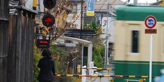 京都を嵐電で巡る③<北野白梅町駅~帷子ノ辻駅>
