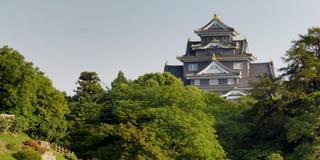 岡山県史跡めぐり&フルーツパフェの街、岡山